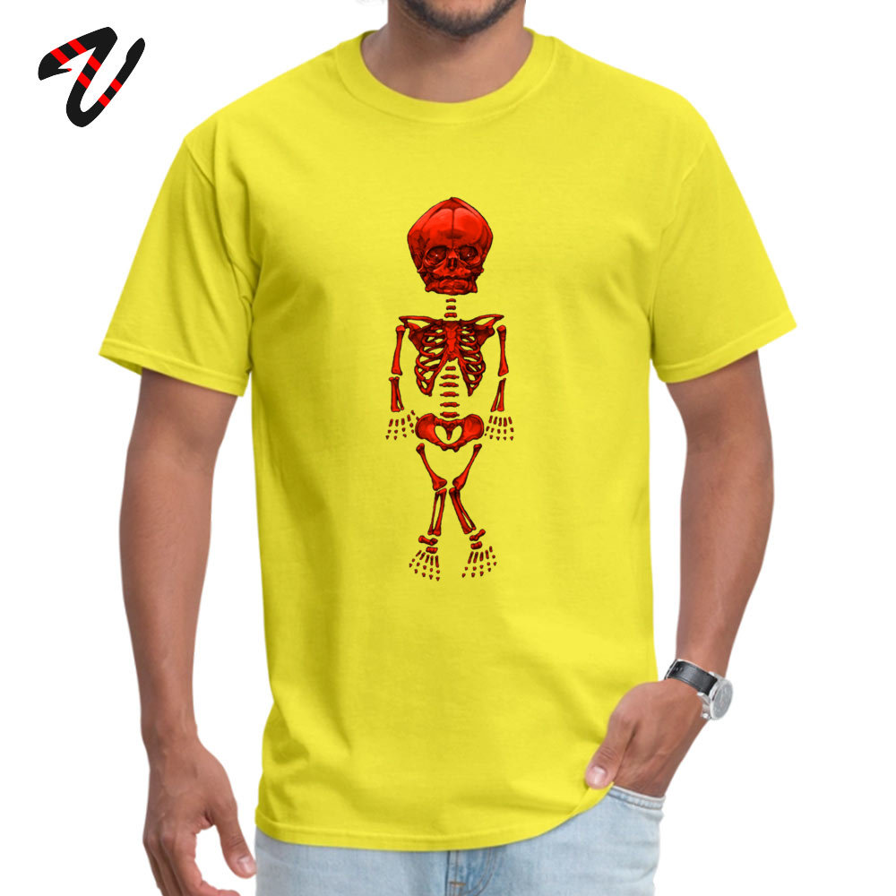 Death of Love Mens Hot Sale Print Tops T Shirt O-Neck NEW YEAR DAY 100% Cotton T Shirts Slim Fit Short Sleeve Tshirts Death of Love 8898 yellow