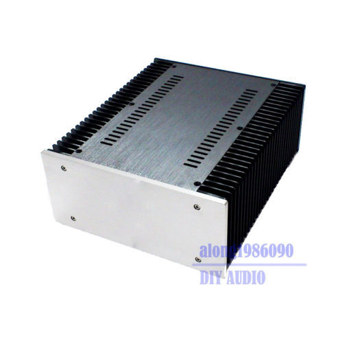sep-store Blank Aluminum Power supply chassis Enclosure AMP BOX 260*311*120mm