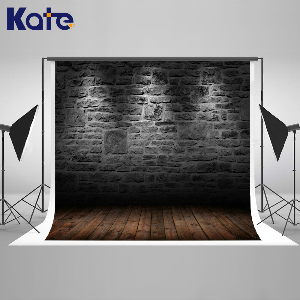 Photography Backdrops Light Gray Brick Wall Wood Brick Wall Backgrounds For Photo Studio Ntzc-017 allenjoy photography backdrops white and gray brick wall brick floor backgrounds for photo studio photography studio backgrounds