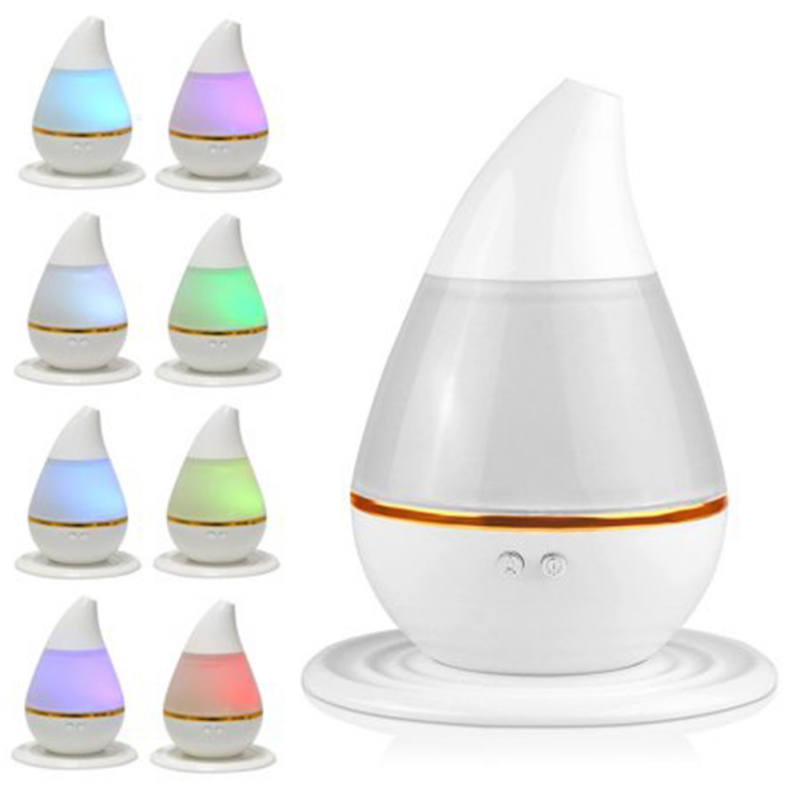 2019 Air Humidifier Essential Oil Diffuser Aroma Lamp Aromatherapy Electric Aroma Diffuser Mist Maker For Home Indoor