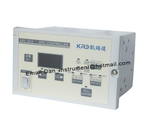 Photoelectric correction controller,  photoelectric corrective control system WEB GUIDE controller photoelectric error controller photoelectric deviation rectification controller epc d12