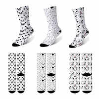 Funny Socks Women Colorful Cartoon Cute Happy kawaii panda Socks for Women's Funny Socks Printed meias Sock 6JQ-ZWL11