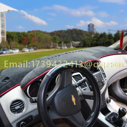 Dashmats voiture-style accessoires de couverture de tableau de bord pour Daewoo Lacetti Première J300 2008 2009 2010 2011 2012 2013 2014 2015 2016