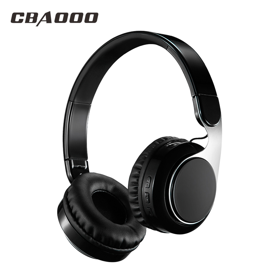 Earphone Noise Cancelling Bluetooth Headphones Wireless Headset Deep bass stereo Headphones with Microphone for phone цена