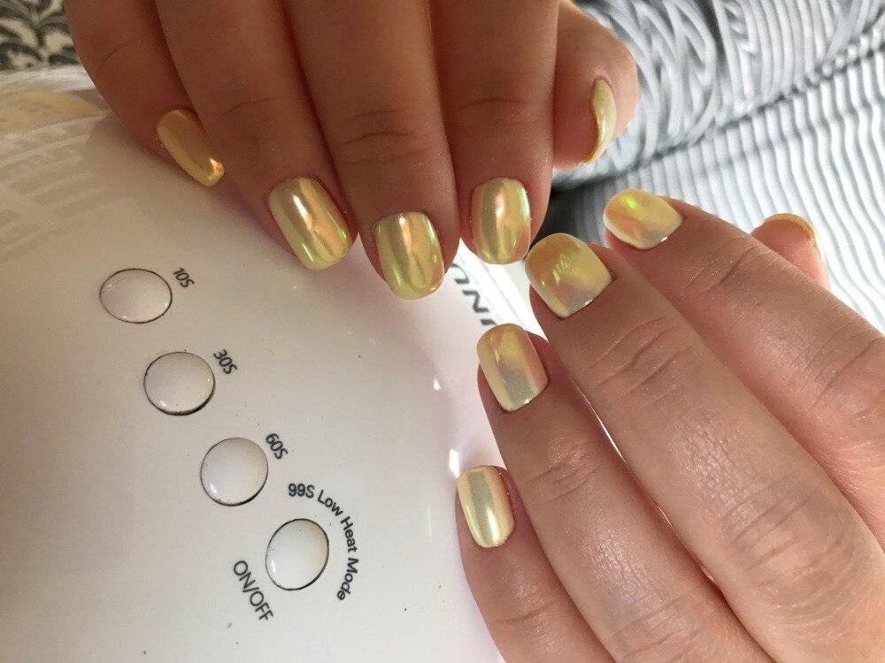 camaleão em pó pigmento para unhas arte gel maquiagem diy decoração