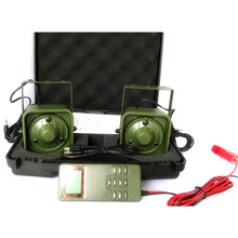 hot deal buy hunting mp3 bird caller sounds player built-in 200 bird voice hunting decoy 2 players 50w animal caller for hunting