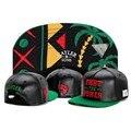 2017 Nueva Cayler & son Hombres Sombreros gorra de Béisbol Gorras de hip hop algodón 5 Panel Negro jersey Invierno toca Muti Color de pesca Al Aire Libre