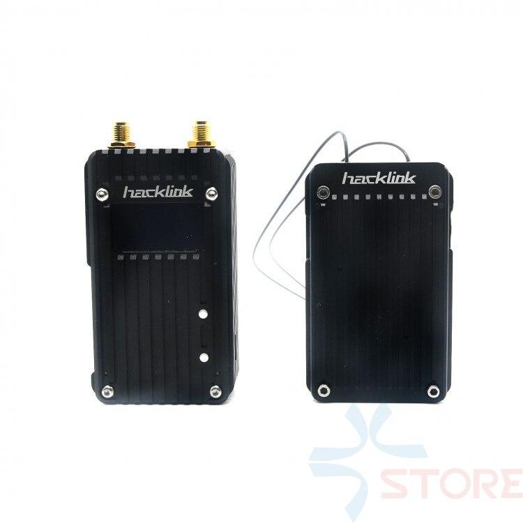 5KM Long Range CUAV HACK LINK 2.4G 500mw Datalink and Digital Video Transmission System For PIXHAWK PIXHACK