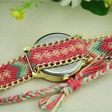 New Dreamcatcher Friendship Bracelet Watch