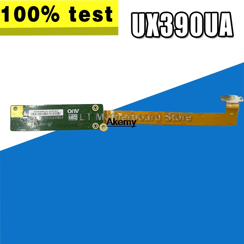 FOR ASUS ZenBook 3 UX390UA UX390U UX390 UX370U Display Flat Link Template Circuit Board PCB2 12B23-C02 With FPC Cable