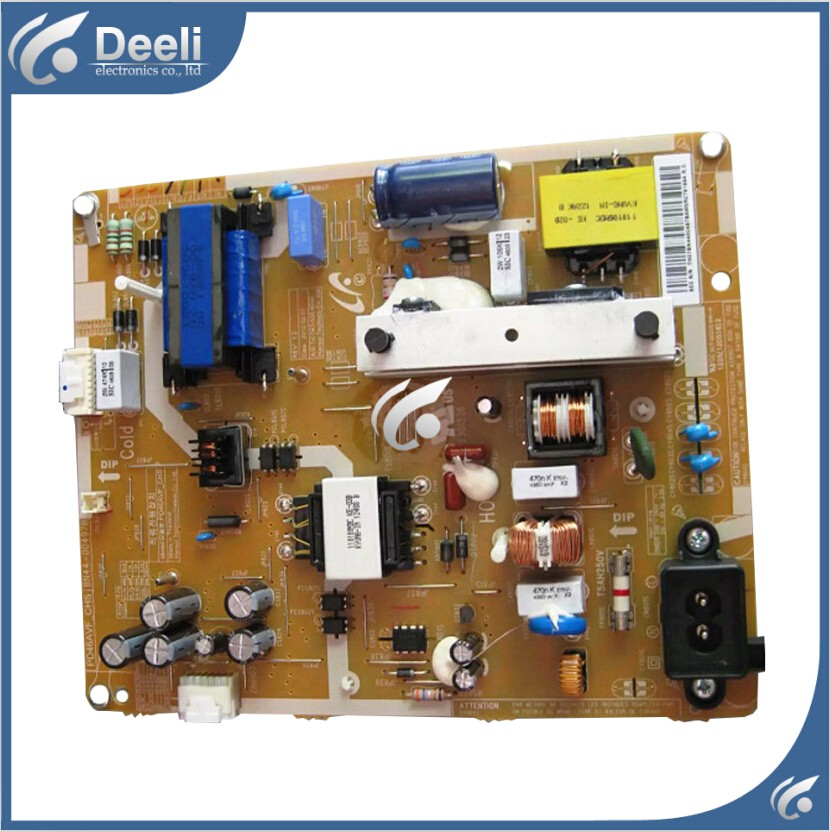 good Working 95% new for power supply board BN44-00497B (PD46AVF_CHS) 95% new used board good working original for power supply board la40b530p7r la40b550k1f bn44 00264a h40f1 9ss board