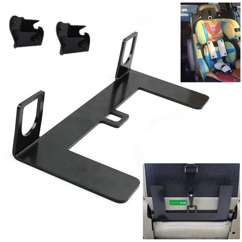 Car Seat Belt Interfaces Guide Bracket For Child Safety Seat On Compact SUV & Hatchback ...
