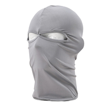New Outdoor Sport Full Face Mask SWAT Balaclava Hood 2 Holes Head Bicycles Motorcycles Warmer Halloween Airsoft Cap Hat
