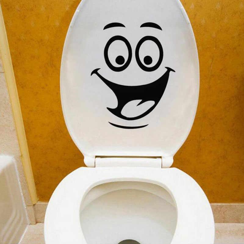 אמבטיה מכסה אסלה מדבקת קיר מדבקות בית תפאורה להסרה קיר מדבקות אסלת מדבקות דקורטיבי להדביק עבור בית