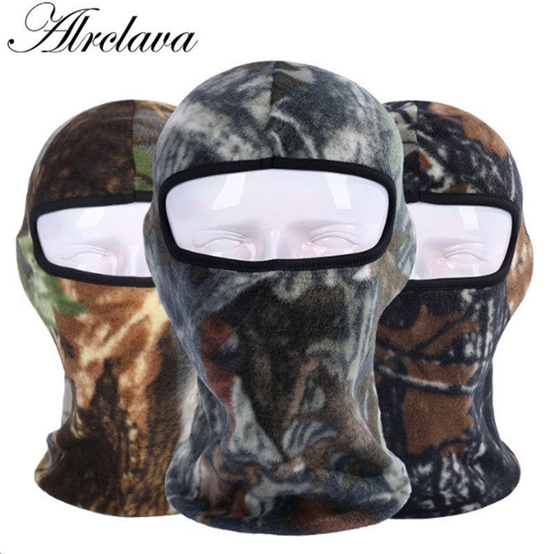 Thermal Fleece Balaclava Winter Warmers Hunting Fishing