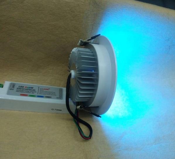 pulsuz çatdırılma uzaqdan idarəedici aşağı gərginlikli 4 tel - LED işıqlandırma - Fotoqrafiya 5