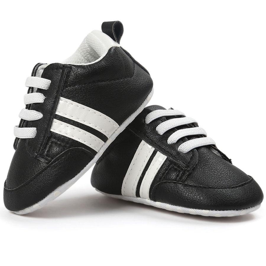 ROMIRUS Baby Boys Sneakers indoor Maluch Buty Pierwsze spacery - Buty dziecięce - Zdjęcie 6
