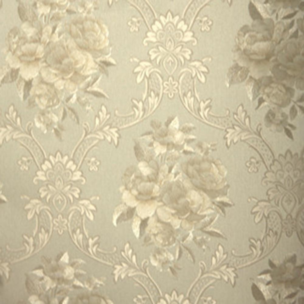 Popular gold white wallpaper buy cheap gold white for Cheap white wallpaper