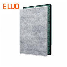 450*250*40mm HEPA filter + 450*250*3mm formaldehyde filters composite air purifier parts KC-C150SW KI-BB60-W KI-DX85 KI-BX85