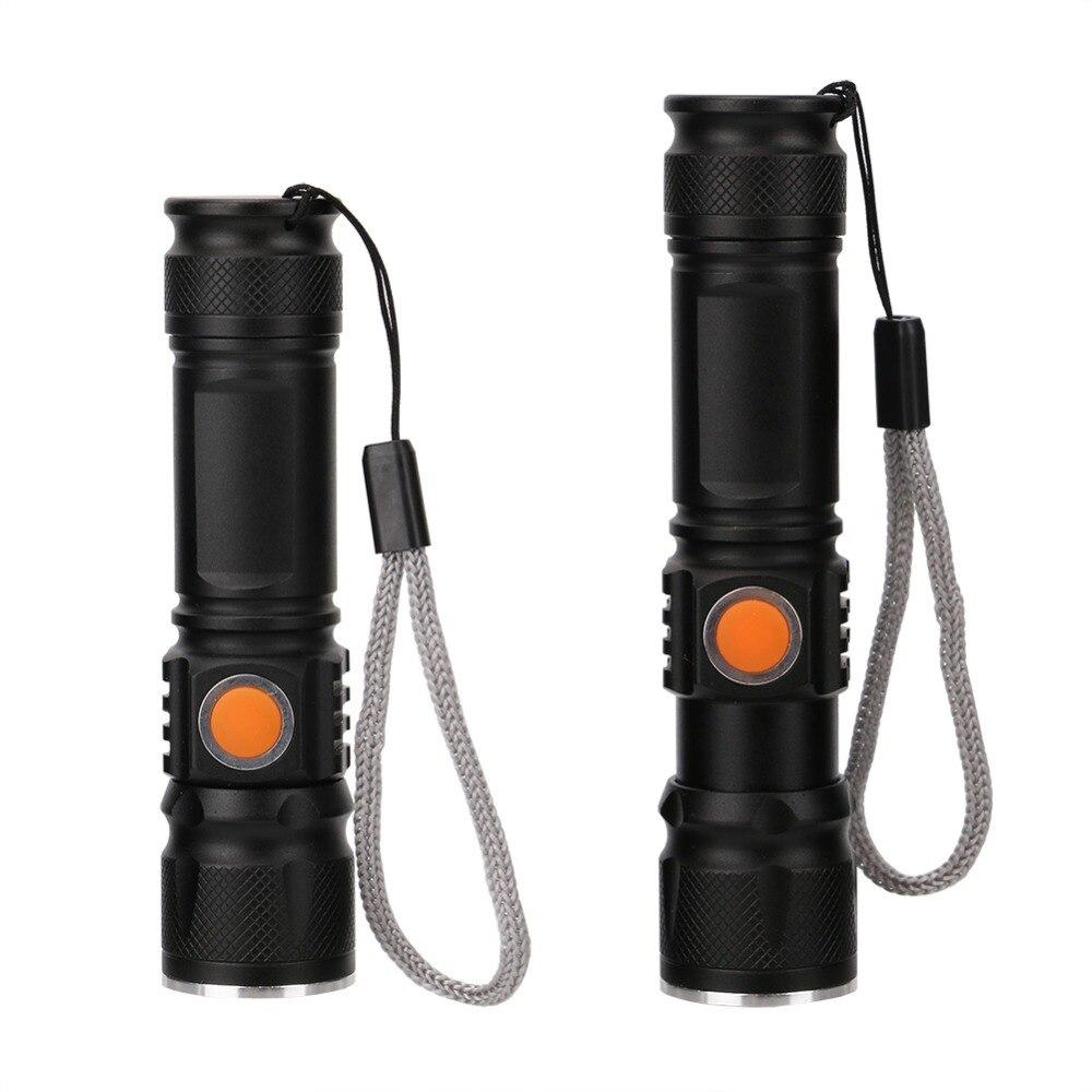 Lanternas e Lanternas led 3-mode foco ajustável luz Modelo de Contas Led : t6