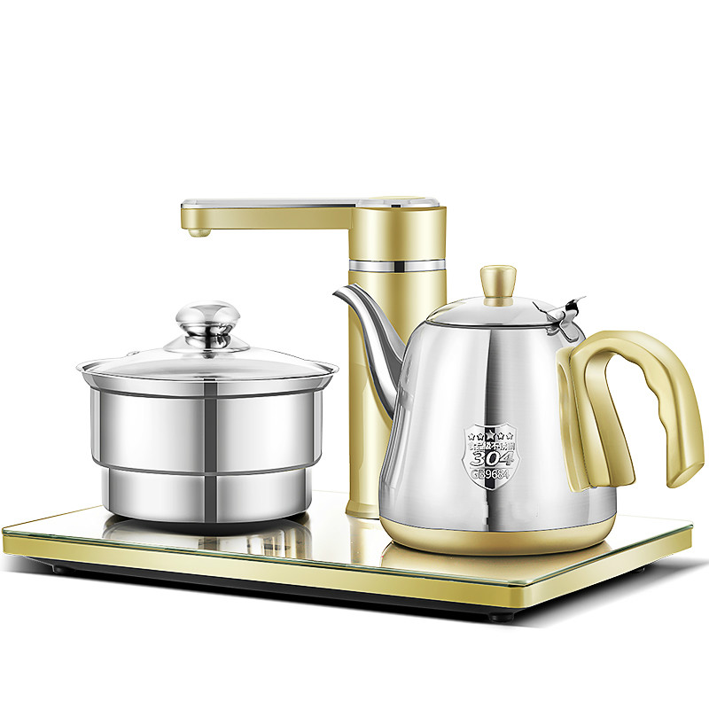 Electric kettle Automatic water electric set 304 stainless steel suction|electric kettle|kettle electric|electric kettle water -