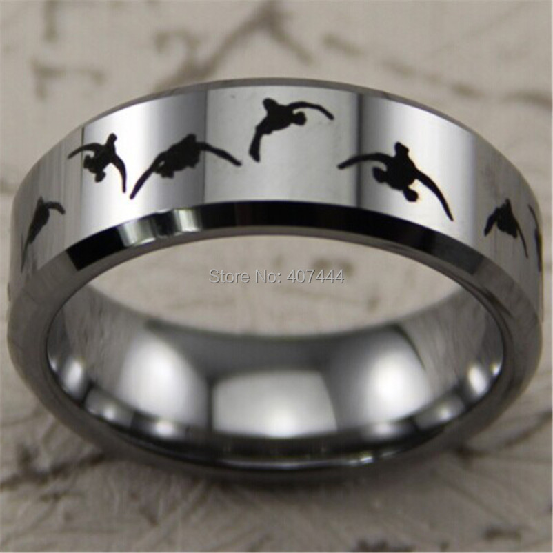 Mens Hunting Wedding Bands Camo Wedding Rings For Men Camo Wedding