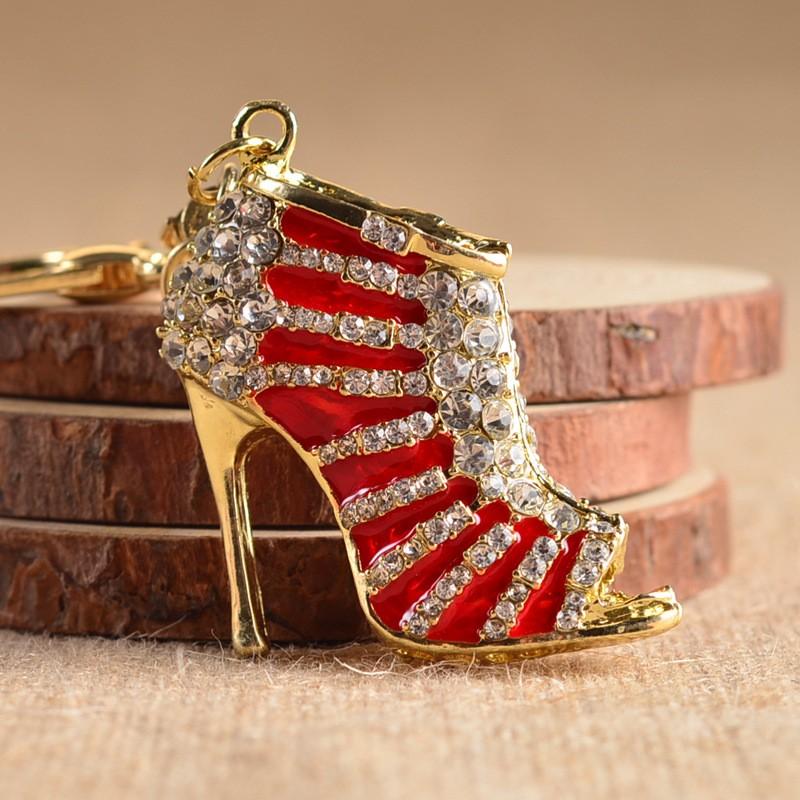 high heel shoes Keychain