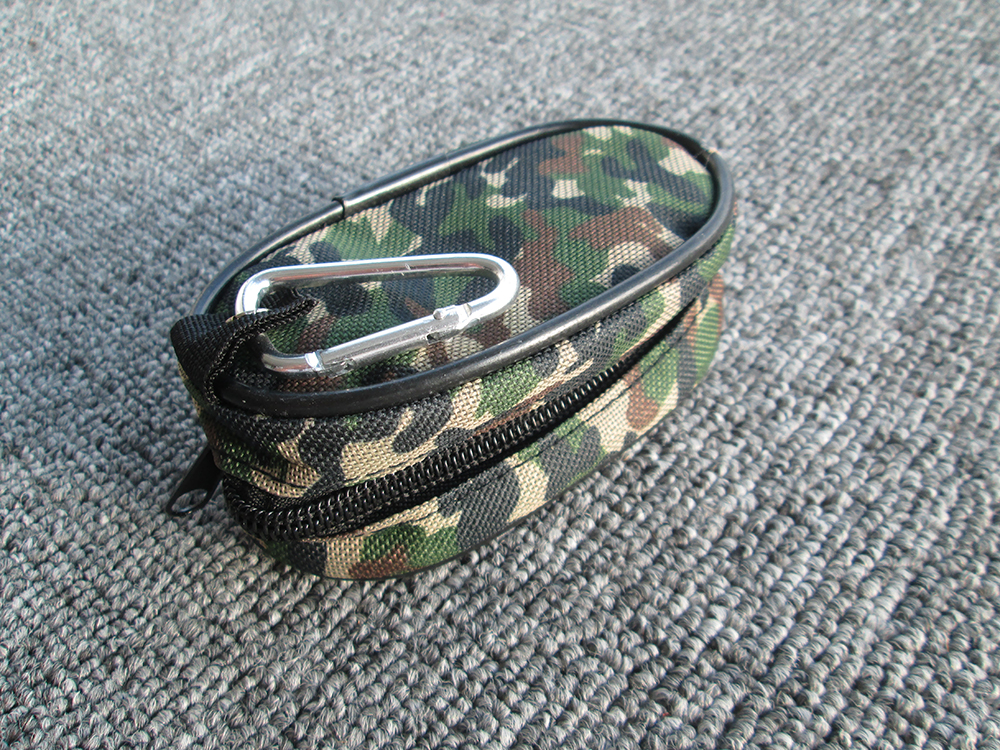 Amazing Professional Army Green Finger Skateboard Bag Fingerboard Bags Adult Novelty Finger Board Toy's Box Fingerboard Parts