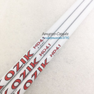 Image 3 - New Golf Shaft MATRIX OZIK HD4.1Golf Driver Japan 16 Angle Wood Graphite Shaft R or S Free Shipping