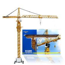 kids toys for children kaidiwei 1:50 scale model car diecast car model blaze car toy Tower crane