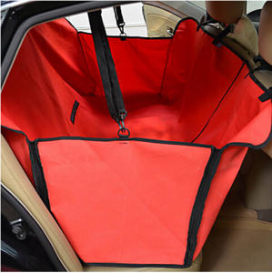 ETHIN Waterproof Car Seat Cover For Pets Dog Supply