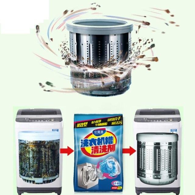 Kitchen Washing Machine Cleaner Supplies Effective Decontamination ...