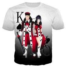 лучшая цена PLstar Cosmos 2019 Funny Queen of spades forum 4 3D Print Fashion Hoodies Women/Men's Card Spades K Hooded Sweatshirt Tee Tops