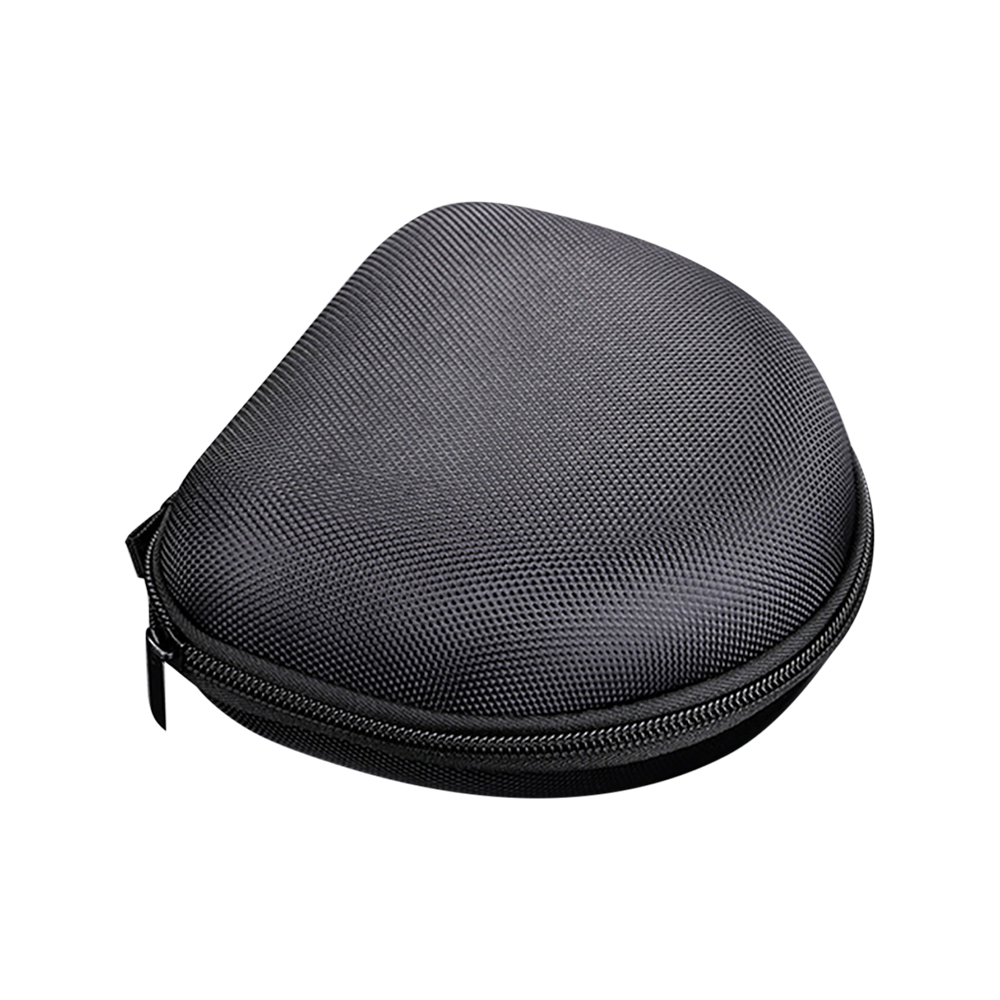 Portable Pouch Water/Dust/ Shockproof Storage Protector Box Black Case For Marshall Major Ear Headset Headphones