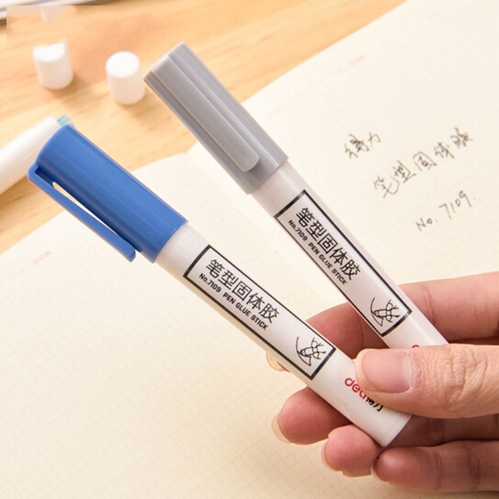 Limit Shows Pen Shape Glue Stick Set With Spare Glue For School Office Supply Adhesives Glue Strong Super-glue