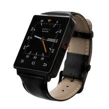 Original Bluetooth Smart Uhr Quad Core 1,63 Zoll sport Gesundheit GPS WIFI Smartwatch Pulsmesser für Android-Handy
