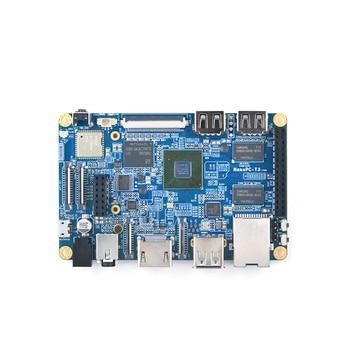 NanoPC T3 Plus Development Demo Board,S5P6818 Cortex-A53 1.4GHz+2GB DDR3+16GB eMMC, support uboot/Android/Debianv