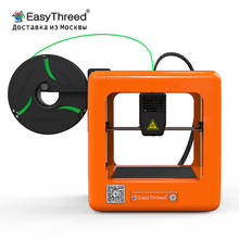 mini EasyThreed ET-4000  new 3d printer/Print material PLA/from Moscow