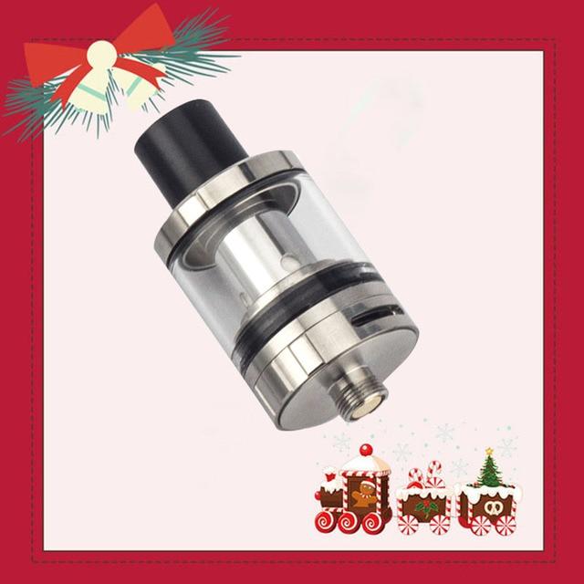 JOMOTECH Silver Black Replaceable Atomizer Lite 80W Sub Tank 0.4ohm Top Filling Electronic Cigarette Tank For Vape Mod Jomo-166