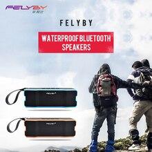 FELYBY Bluetooth Speaker Waterproof Player / Shockproof / Dustproof Subwoofer Built-in Outdoor Wireless Speaker 4500MAH Stereo
