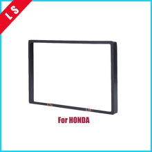 178x102mm Universal Car Radio Fascia for 1990-2002 HONDA FIT Jazz 2DIN Automobile CD Trim Frame Refitting Kits 2 din