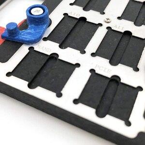 Image 5 - רב תפקודי PCB האם מתקן בעל עבור iPhone 5S/6G/5P/6S/6SP/7/7P/8/8P מיקרו הלחמה תיקון תחנת תיקון כלי