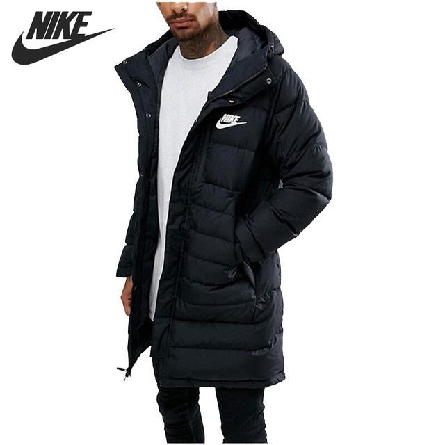 Nike down parka jacket mens