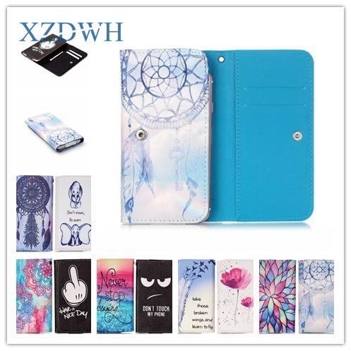 Note 2 3 4 4G 4X Prime Phone cases PU Leather slot wallet pouch case skin cover Bag With Card Wallet For Xiaomi Redmi</fon