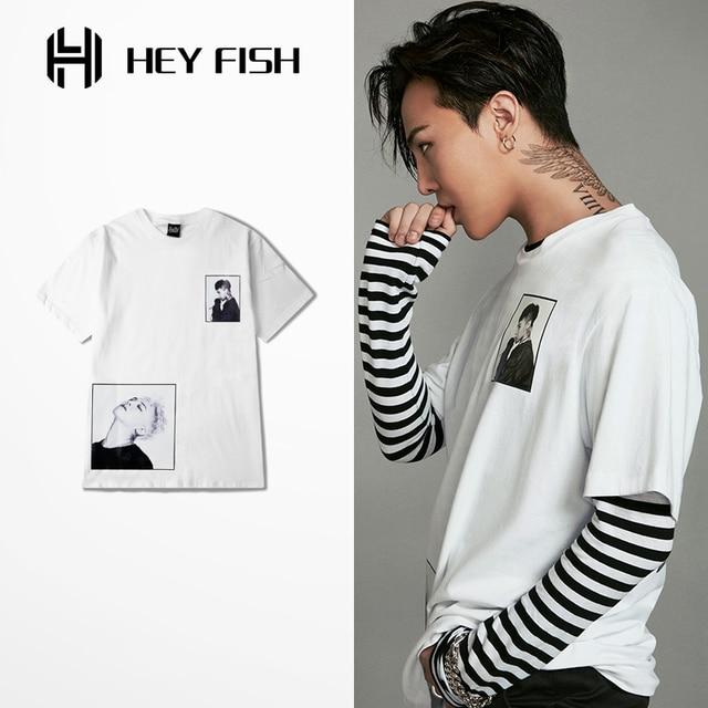 Provergod Korea Street Fashion 3 D Printed Cotton T Shirt Hip Hop Mens Character Printed O Neck Tees Casual Brand Clothing 3 Xl by Provergod