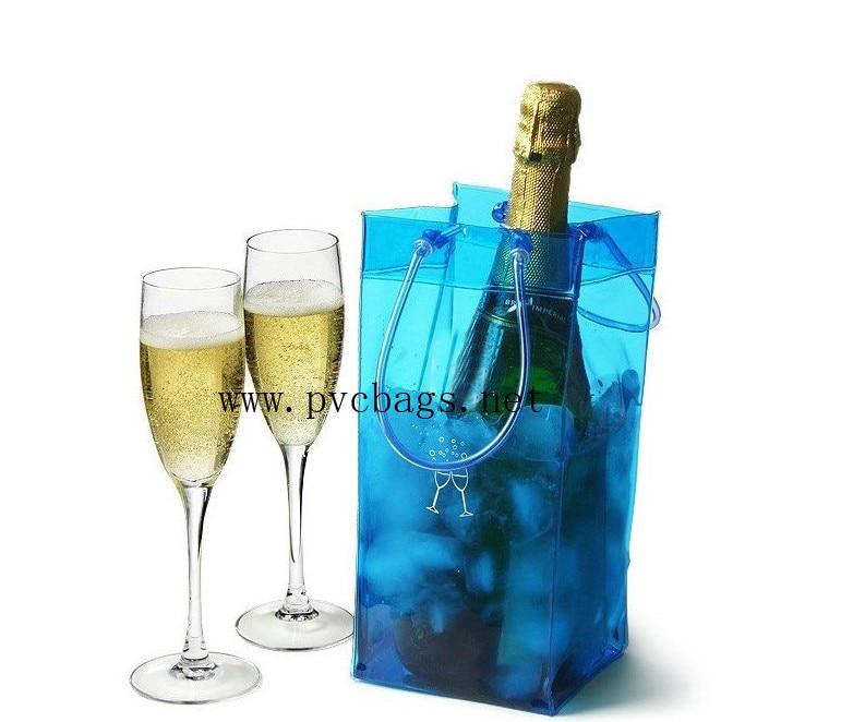 바 와인 레드 와인 가방 홀더 생일 선물 가방 레드 와인 파티 플라스틱 홀더 와인 및 rend 바람 pvc 플라스틱 주류