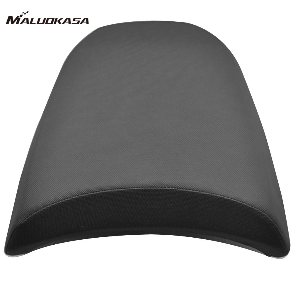 MALUOKASA Motorcycle Rear Pillion Passenger Seat For BMW R1200GS ADV 2005 2006 2007 2008 2009 2010 2011 2012 Motor Seat Cover new motorcycle kickstand foot side stand enlarge extension pad support plate for bmw r 1200 gs 2008 2012 r 1200 adv 2008 2012