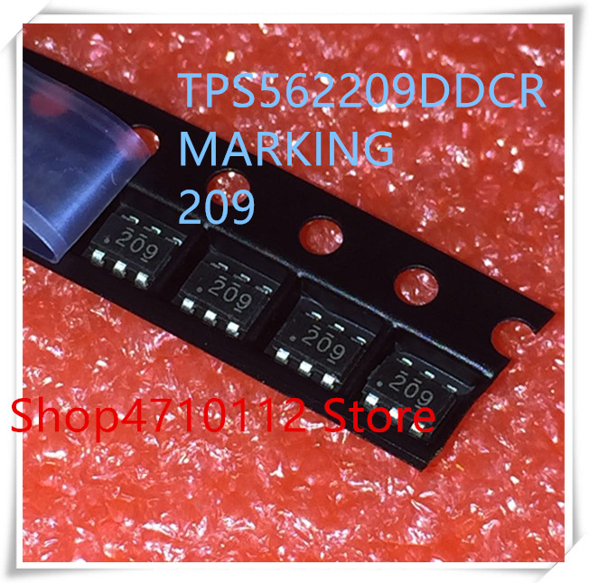 NEW 10PCS/LOT TPS562209DDCR TPS562209 MARKING 209 SOT23-6 IC