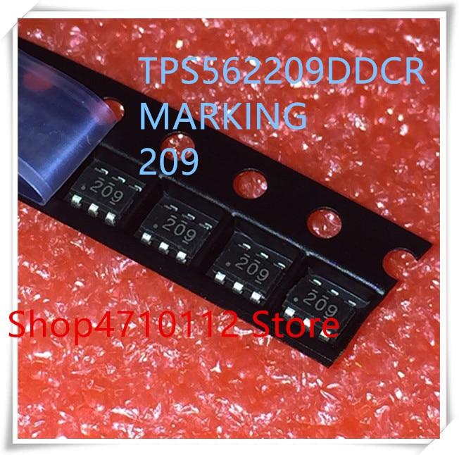 NEW 10PCS/LOT TPS562209DDCR TPS562209 MARKING 209 SOT23-6 IC