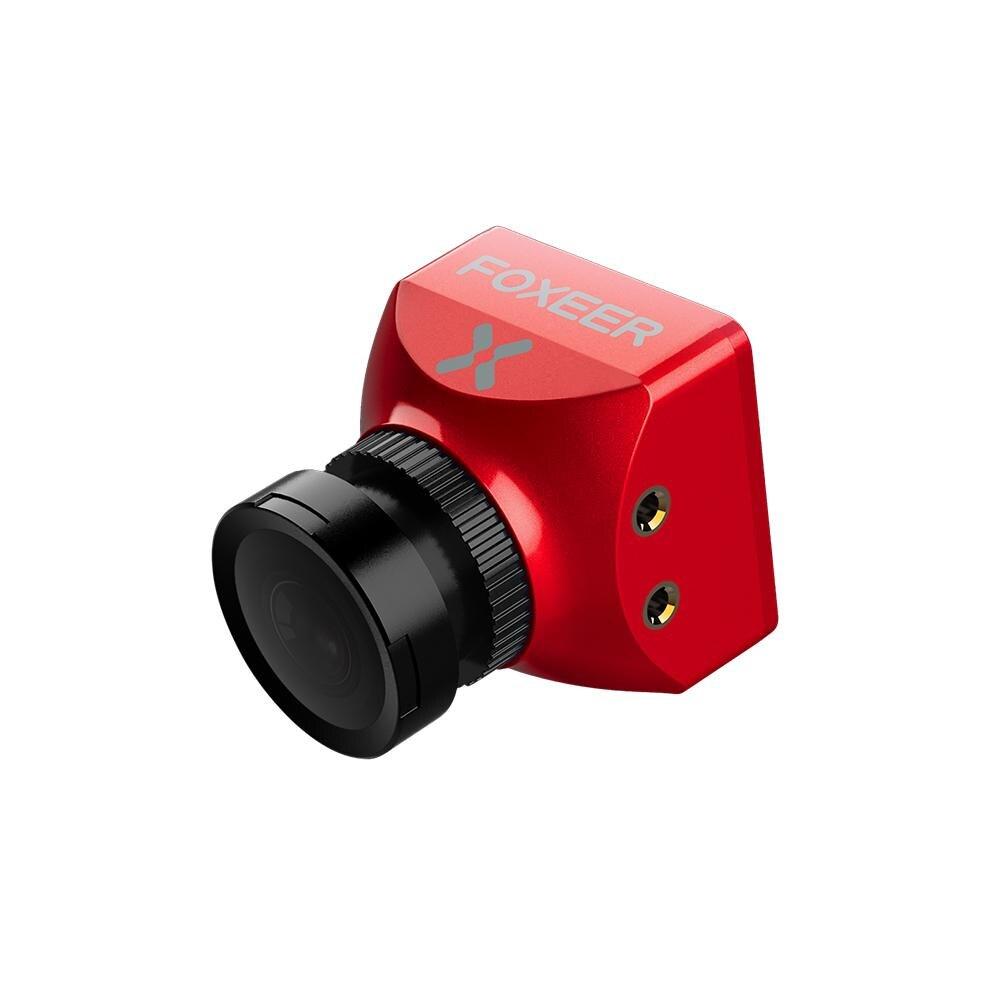 Foxeer Монстр Mini Pro 16:9 FPV Камера 1/2. 9 ''CMOS 1200TVL WDR PAL/NTSC переключаемый для гонок Quadcopter Дрон